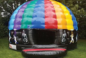 Disco Dome Hire