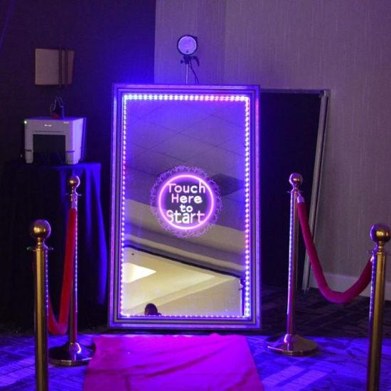 magic mirror photobooth